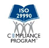 ISO 29990 Compliance Program